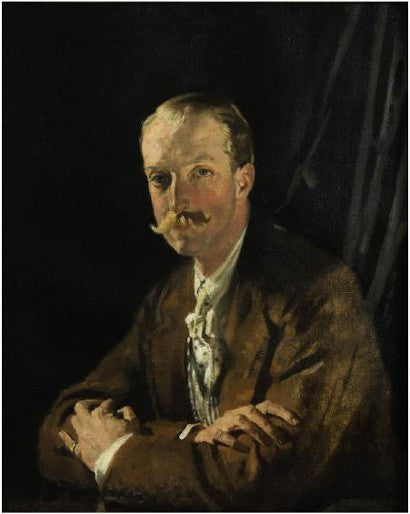Portrait of Geoffrey Fourth Marquis of Headfort by William Orpen