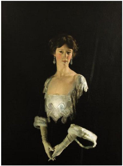 Portrait of Rosie Fourth Marchioness of Headfort by William Orpen