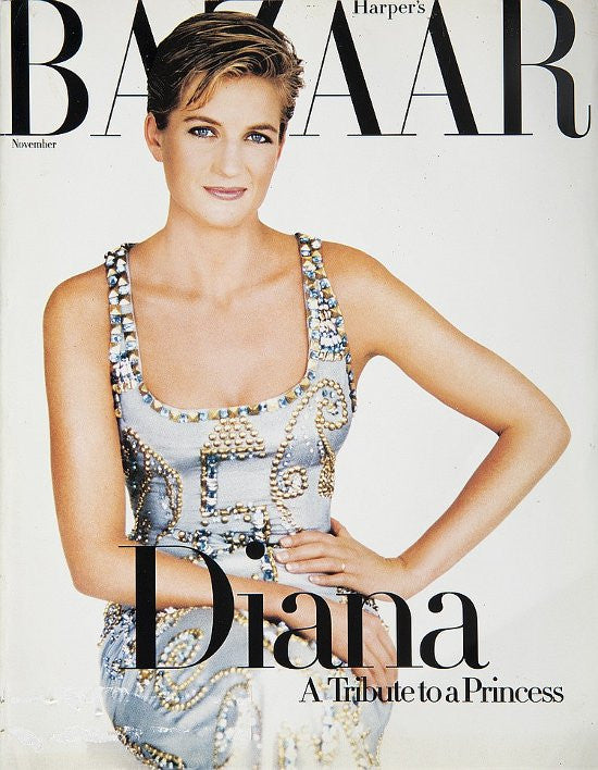 Versace Princess Diana dress