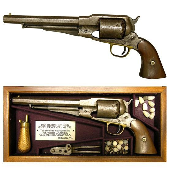 Confederate Army Remington Revolver