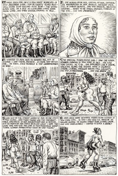 Robert Crumb record