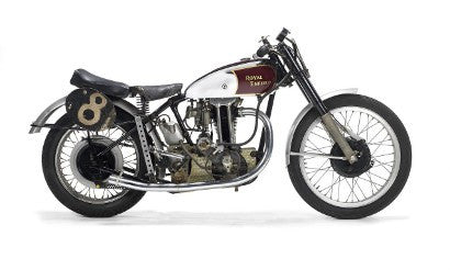 Royal Enfield Bill Lomas 250cc cammy