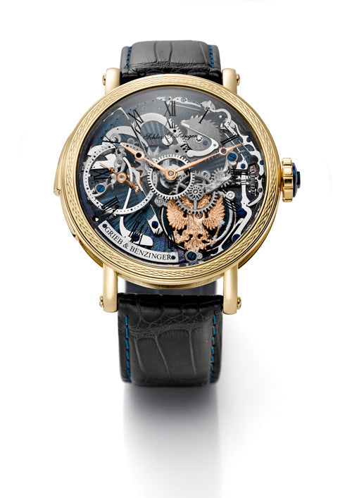 Russian Imperator unique timepiece watch