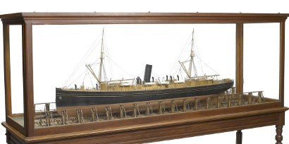 SS Peru model auctions for $50,000