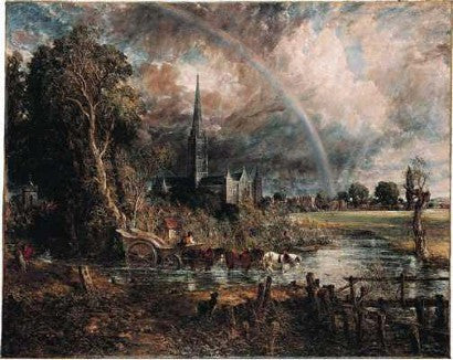 Salisbury Cathedral John Constable