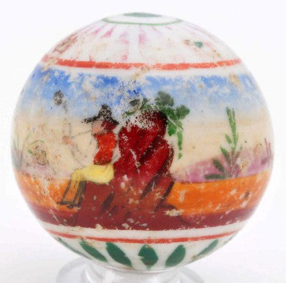 Scenic China Marble from the Paul Baumann collection