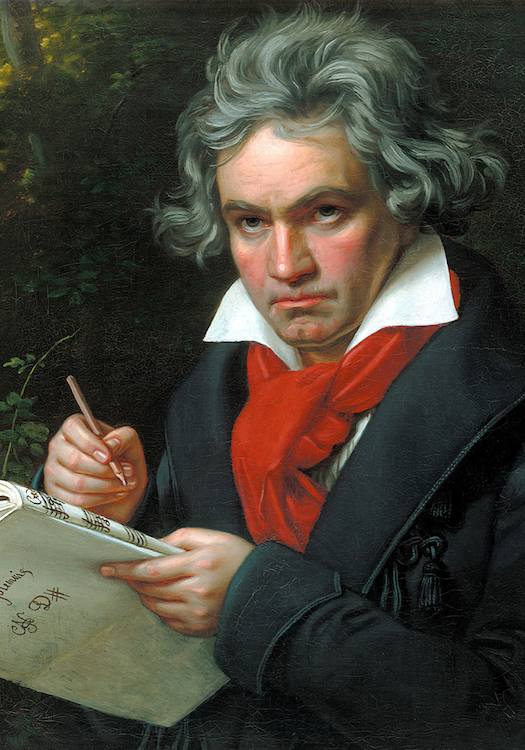 Beethoven autograph