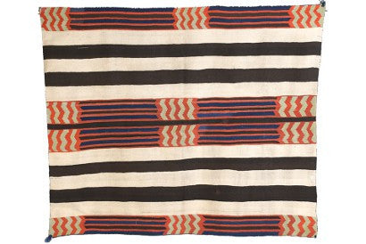 Second phase Navajo blankets