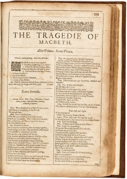 Shakespeare's Second Folio