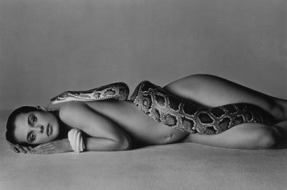 Richard Avedon Nastassja Kinski & The Serpent