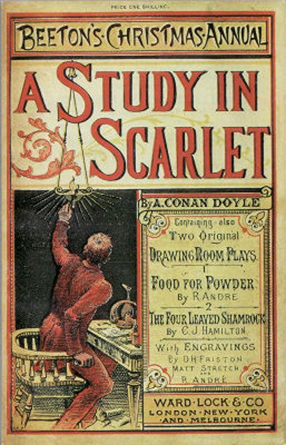 Study in Scarlet Beeton's