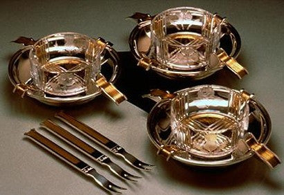 Silver Trust Martyn Pugh butter dishes
