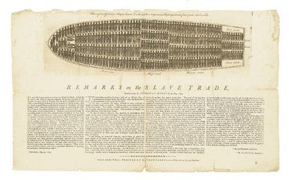 Slave Trade broadside