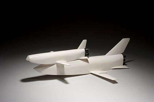 Early Space Shuttle Model (sold at Bonhams)