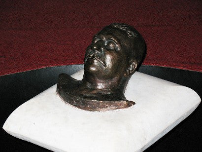 Stalin Death Mask Napoleon