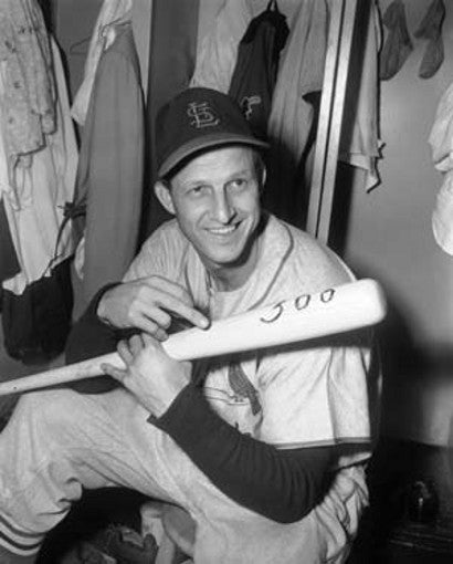 Stan Musial baseball collection Heritage Auctions