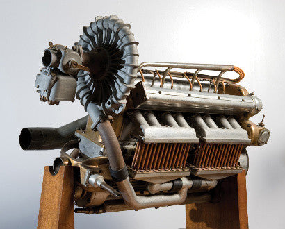 The Miller 91 Front Drive Engine