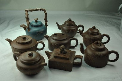 Zu Qizhan Teapot collection