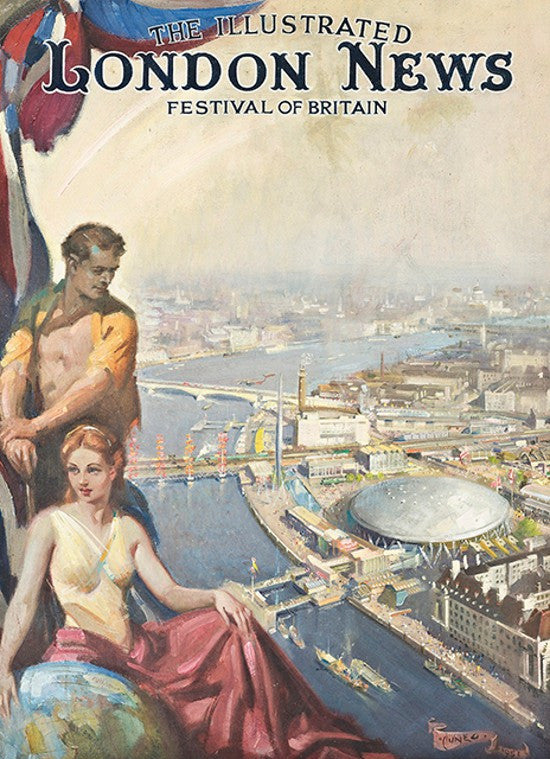 terence Cuneo festival of britain