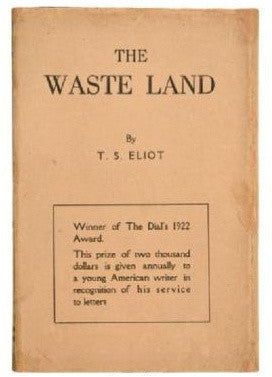 The Wasteland by TS Eliot