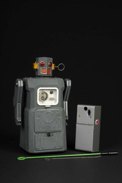 Tin Radicon Robot