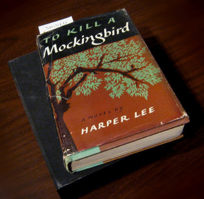 Signed To Kill a Mocking Bird Harper Lee