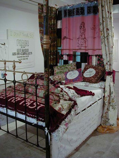 Tracy Emin bed To Meet My Past