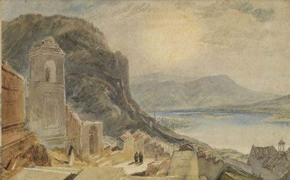 Turner watercolour auctions with outstanding 2,700% increase