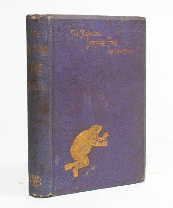 Mark Twain's Celebrated Jumping Frog
