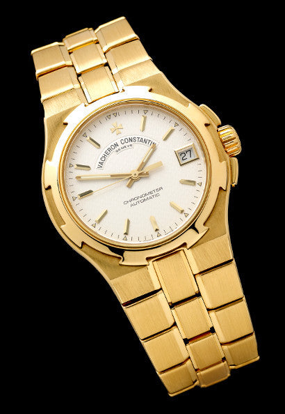 Vacheron Constantin gold watch