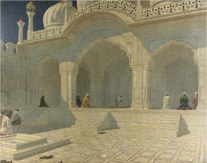 Vasili Vasilievich Vereshchagin Pearl Mosque at Delhi