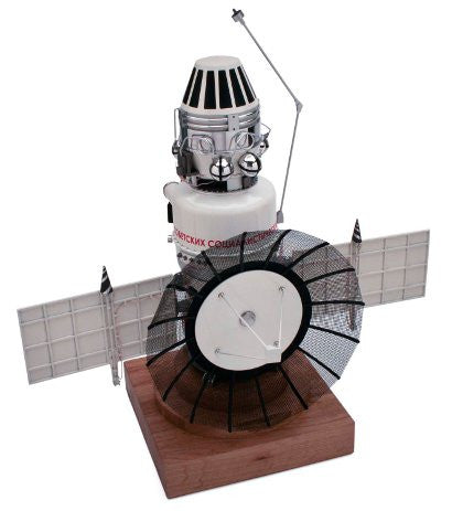 Venera 4 spacecraft model