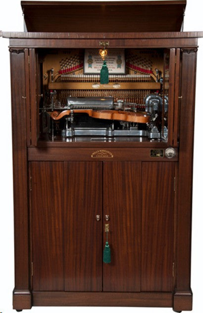 Coin operated music machine to bring $160,000?