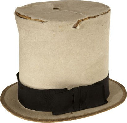 W C Fields stovepipe hat