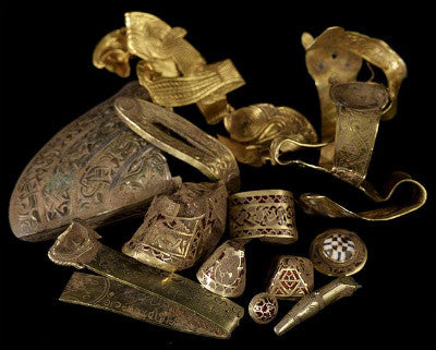 The treasure was valued at £3.3m in September, 2009