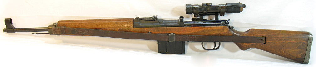 Walther K43 sniper rifle