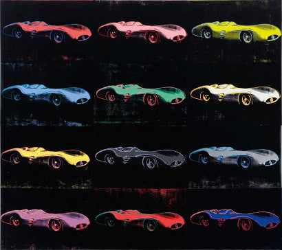Andy Warhol Mercedes-Benz W196