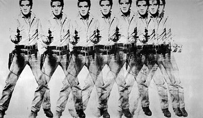 Warhol Eight Elvises