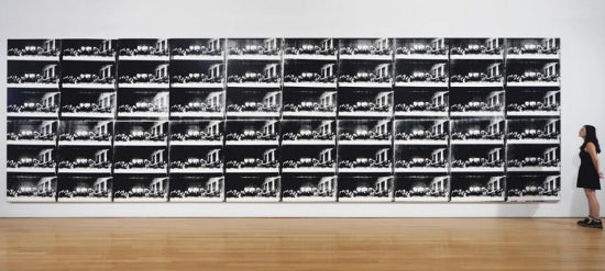 60 Last Suppers Warhol