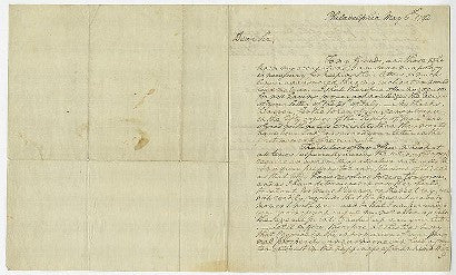 George Washington Thomas Paine letter