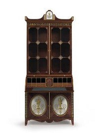 Westervelt Company Federal bookcase