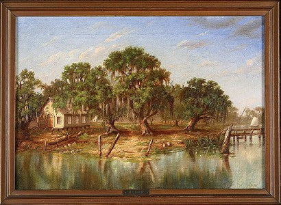 William Henry Buck landscape painting