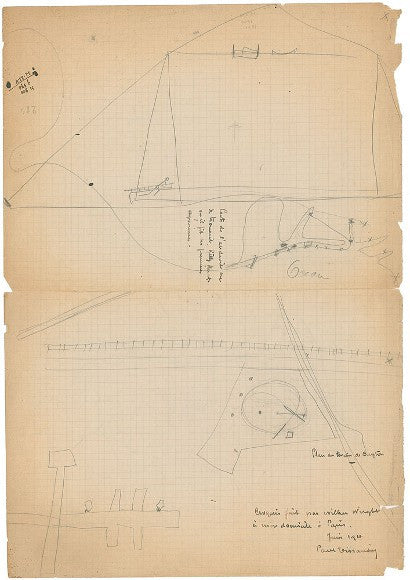 Wright Brothers Sketches Auction