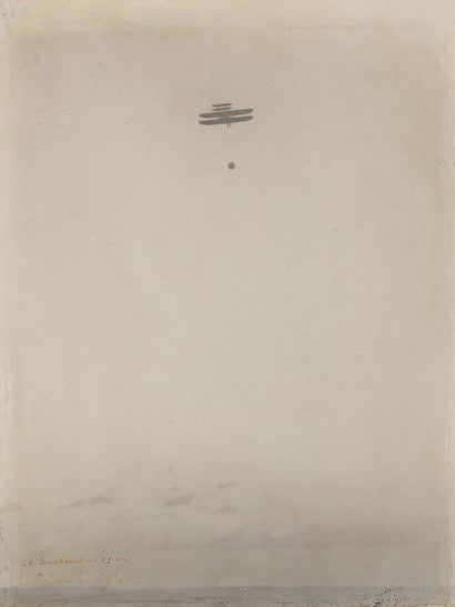 Wright Flyer photograph