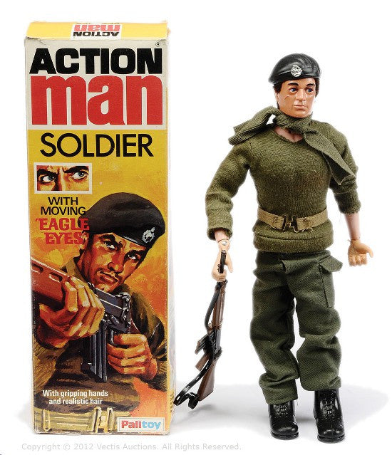 Action Man Vectis