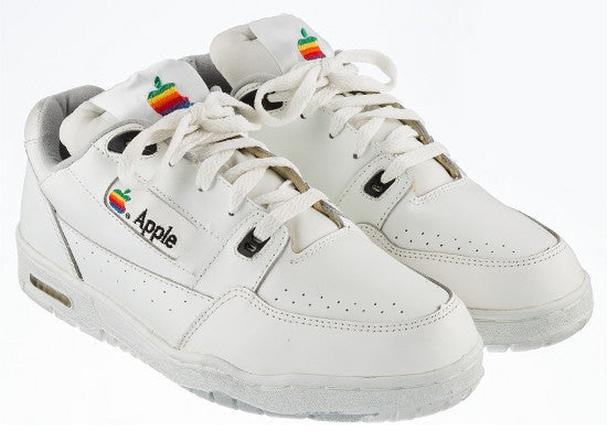 Adidas Apple shoes