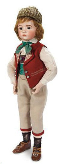 Albert Marque doll auction