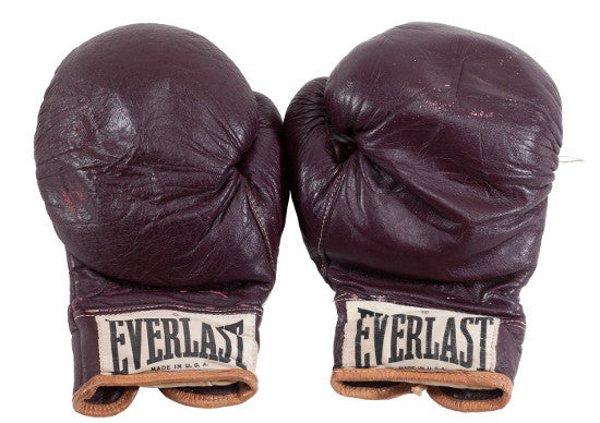 Ali Frazier gloves