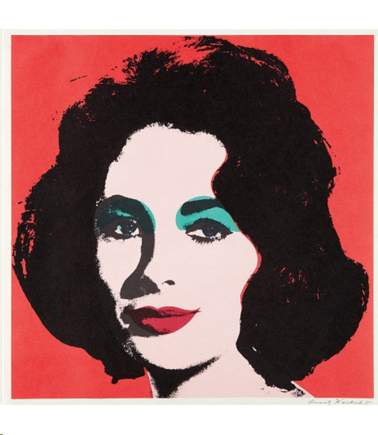 Andy Warhol Liz Phillips