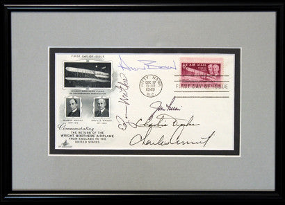 astronaut-signed wright brothers cover